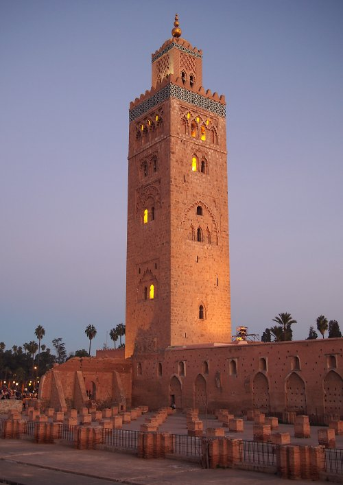 Morocco, Marrakech
